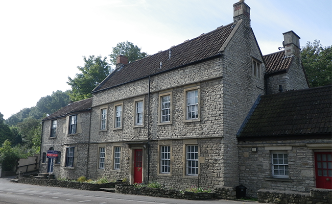 Old Bath Stone Residential Property